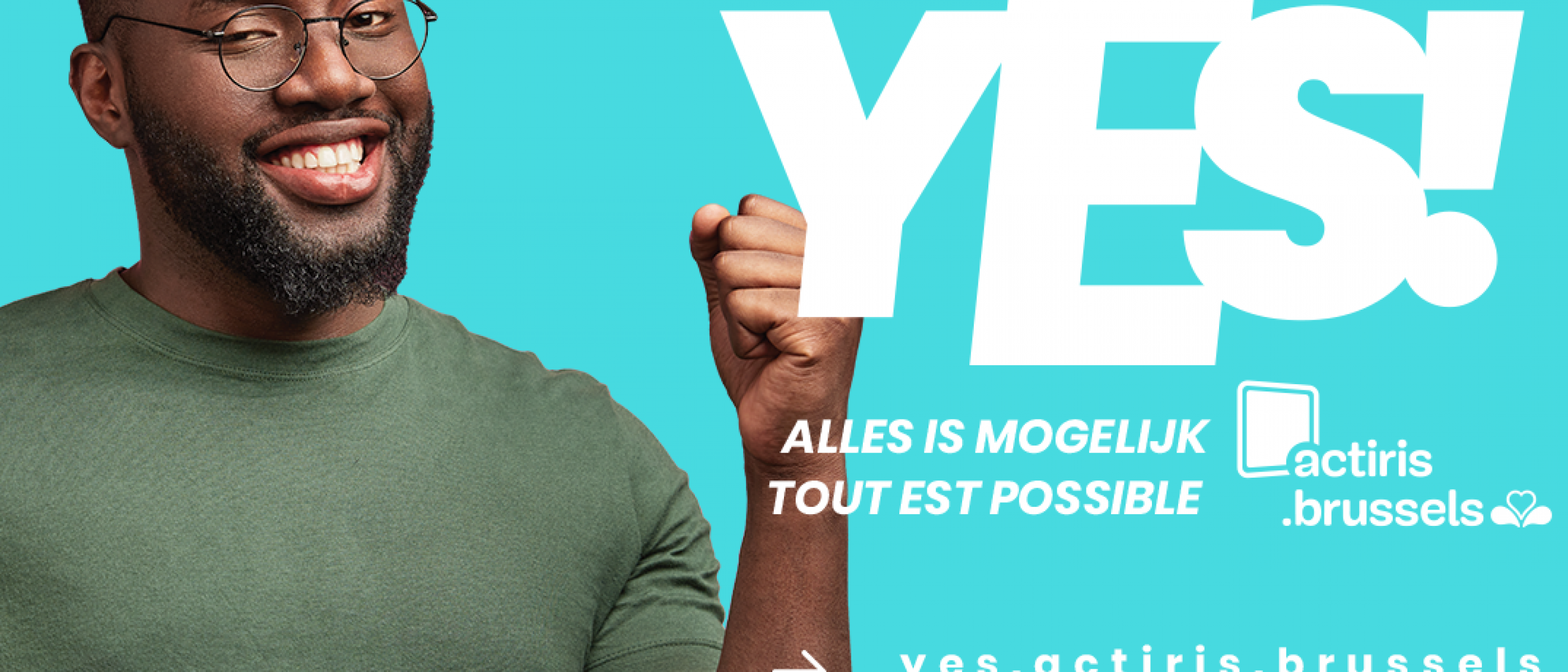YES! by Actiris